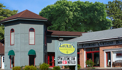Laurie's Flooring & Window Fashions