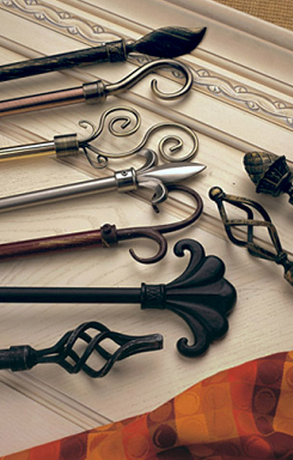 Determining what kind of hardware to use with your window fashions isn't always easy. Let the experts at Laurie's Flooring & Window Fashions help you with your selection on your next project.