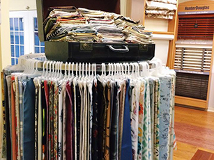 Laurie's carries an extensive selection of window coverings sure to fit your needs! Visit us in Troy today.